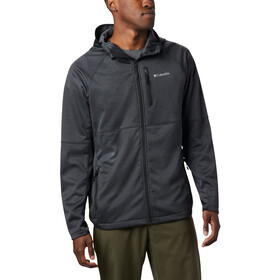 Columbia Outdoor Elmnts Full Zip Kapuzenjacke Herren black